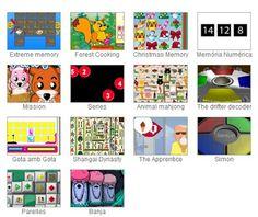 http://lacasetaespecial.blogspot.com.es/2013/06/jocs-de-memoria.html    La CASETA, un lloc especial: Jocs de memòria