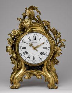 Mantel clock [French] (37.160.9) | Heilbrunn Timeline of Art History | The Metropolitan Museum of Art
