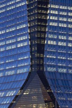 CMA CGM Tower, Marseille, France by Zaha Hadid Architects