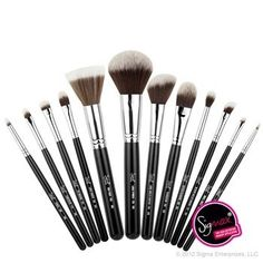 So happy I found this website! Professional quality makeup brushes for super cheap. You can get a full set of brushes for less than the price of only 2 MAC brushes