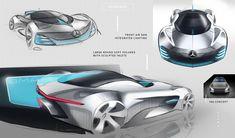 Mercedes SLS Aerosport on Behance