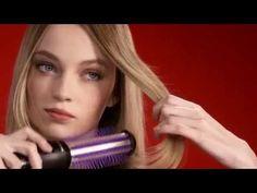 Bellissima Revolution 11126 rotační vlasový kartáč - YouTube