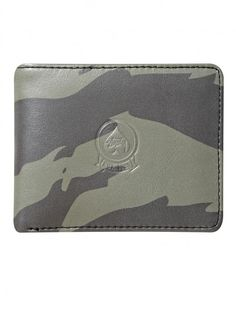 Military Bi-Fold Wallet #stussy #spring13 #accessories