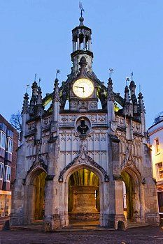 Chichester,The Market Cross