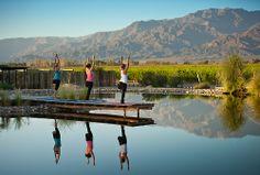 anytime, anywhere.  #yoga