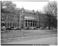Joseph's Hospital at 544 West Second Street in Lexington, November Old Images, Old Pictures, Old Photos, Vintage Photos, Good Samaritan Hospital, Fayette County, My Old Kentucky Home, Photo Archive, Historical Photos