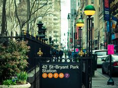 Bryant Park :-) Mine and Justin's 1st NY date (bryant park grill)