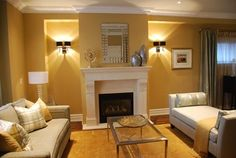 Living room - contemporary - living room - toronto - Chic Decor & Design, Margarida Oliveira