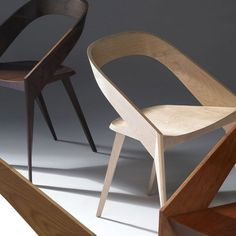 The WB chair by John Ford