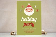 #Christmas #Baby #Shower Party #Invitation.