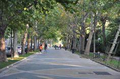 Passeggio sant'andrea trieste Trieste, Venice, Sidewalk, Italia, Venice Italy, Side Walkway, Walkway, Walkways, Pavement