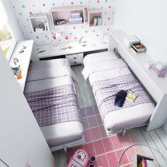 34 Kids Bedrooms Ideas Thatll Let Them Explore Their Creativity designbyus Kids Bedroom Designs, Home Room Design, Modern Bedroom Design, Kids Room Design, Kids Bedroom Furniture, Space Saving Furniture, Room Decor Bedroom, Girls Bedroom, Rustic Furniture
