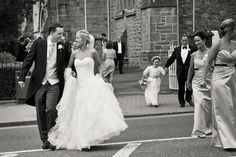 http://www.johannes-photography.com  Newly weds on the move together