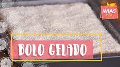 Bolo gelado de coco | Rita Lobo | Cozinha Prática - YouTube Brazil Food, Youtube, Desserts, Sage Kitchen, Health Recipes, Sweet Pastries, Meals, Deserts, Dessert