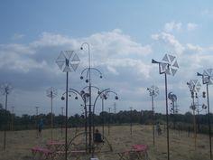 Harmonic Fields, Waterschei, Genk