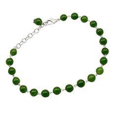 Silvestoo India Olive Green Quartz Gemstone Bracelet PG-105169 Silvestoo India, http://www.amazon.co.uk/dp/B06ZYJMML9/ref=cm_sw_r_pi_dp_x_4lFDzbT7Z1XJF