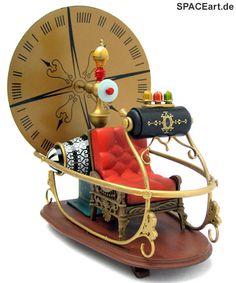 Die Zeitmaschine: Movie Demonstration Time Machine, Modell-Bausatz ... http://spaceart.de/produkte/ztm003.php