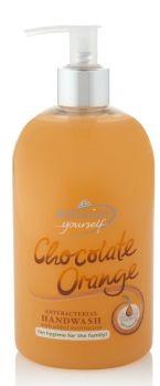 Anti-bacterial Liquid Handwash;  Chocolate Orange