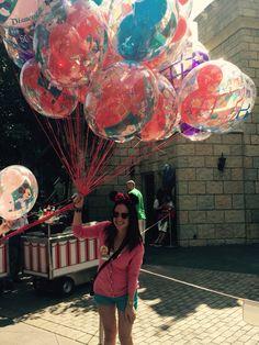 Disney Balloons, Helium Balloons, Balloons Photography, Disneyland, Fair Grounds, Spaces, Lady, Unique, Women