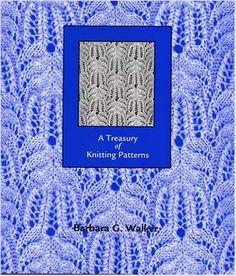 A Treasury of Knitting Patterns: Amazon.it: Barbara G. Walker: Libri in altre lingue