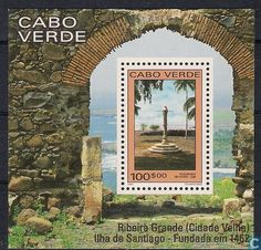 Postage Stamps - Cape Verde [CPV] - Tourism
