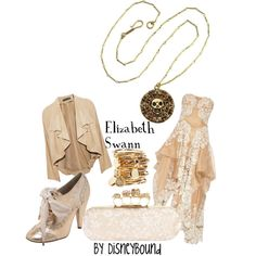 Elizabeth Swann, created by lalakay.polyvore.com