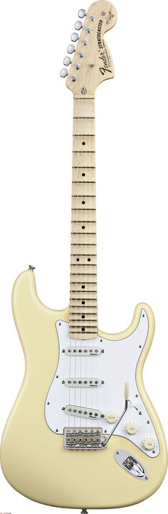 Yngwie Malmsteen Stratocaster signature