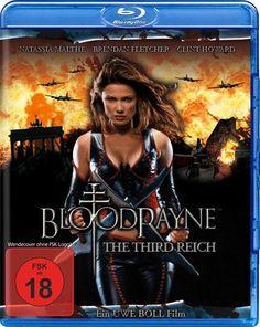 BloodRayne 1+2 - Dampir Box [2 BRs] + Bloodrayne - The Third Reich - Uncut