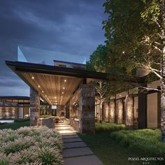 Unbelievable Modern Architecture Designs – My Life Spot Modern Architecture House, Modern House Design, Amazing Architecture, Architecture Design, Building Exterior, Building Design, Property Design, Modern Mansion, Dream House Exterior