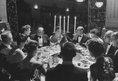 How To Give A Successful Dinner Party...The Guest List