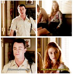 "S4 Ep10 ""Monstrous"" - Lydia and Deputy Parrish"