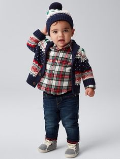 BabyGap winter 2017