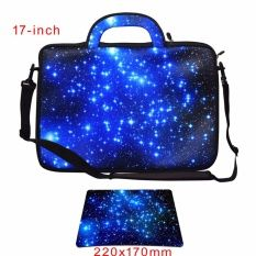 13 Inch Astronauts Fly Into Space Computer Laptop Case with Handle Lightweight Laptop Briefcase Men Fits MacBook Air Pro