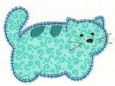 Sweet Pets Applique SWAK-Pack, 2 Sizes! | Tags | Machine Embroidery Designs | SWAKembroidery.com Bunnycup Embroidery