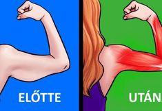 8 gyakorlat, ami segít, hogy bátran henceghess a nőiesen formás testeddel Chest Workouts, Fat Burning, Burns, Health Fitness, Gym, Exercises, Sports, Varicose Veins, Health And Beauty