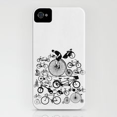 Bicycle case for iPhone