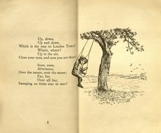 """muspeccoll: """" Where, where? Up in the air, Close your eyes, and now you are… Robin Redbreast, English Sentences, Fantasy Images, Close Your Eyes, Over The Moon, Graphic Illustration, Animated Gif, Childrens Books, We Heart It"""