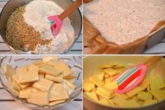 Prajitura Snickers - Retete culinare by Teo's Kitchen Food Design, Caramel, Breakfast, Cakes, Hair, Beauty, Salt Water Taffy, Morning Coffee, Beleza