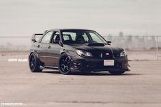 Wide Fast Subaru STI Bay Area (18)