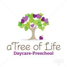 tree of life logo template