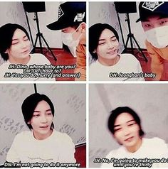 Forever Jeonghan's baby