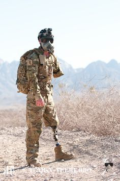 Have you seen the gas-masked soldiers who are tackling some of the US's toughest events? Check out how Team X.T.R.E.M.E are helping raise awareness for wounded soldiers
