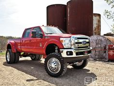 Hammond Hammer: 2011 Ford F350