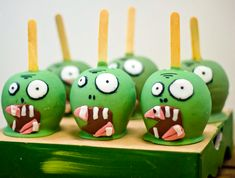 marcellecristhi's Birthday / Plants Vs Zombies - Photo Gallery at Catch My Party Zombie Birthday Parties, Zombie Party, Birthday Party Decorations, Boy Birthday, Party Themes, Party Ideas, Birthday Ideas, Plants Vs Zombies, Plantas Versus Zombies