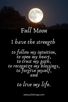May the full moon bring you the magic and reverence that your soul craves. May the full moon bring you the magic and reverence that your soul craves. Full Moon Spells, Full Moon Ritual, Full Moon Meditation, Full Moon Quotes, Next Full Moon, Full Moon Cycle, New Moon Rituals, Moon Magic, Samana