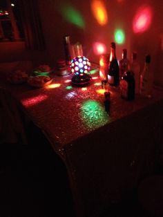 Diy Disco party