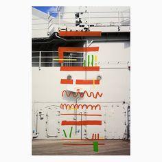 "Alice Quaresma, Wonderland 03 - 13x19"", mixed media: photography, acrylic paint over photographic print"