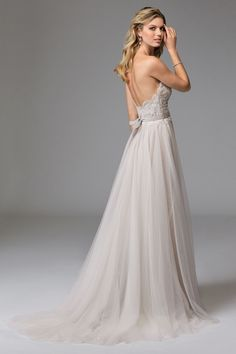 @watterswtoo Wtoo Style 17711B Della Wedding Gown