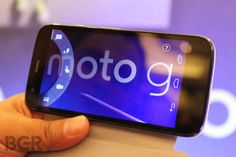 Moto G is back after glitch fixes.