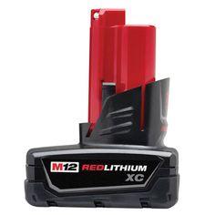 Milwaukee 48-11-2402, M12 XC High Capacity REDLITHIUM Battery https://cf-t.com/milwaukee-48-11-2402-m12-xc-high-capacity-redlithium-battery